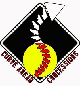 Curve Ahead Concessions Logo